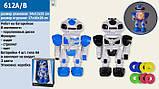 """Інтерактивний робот """"Laser Warrior"""" чорний, фото 2"""