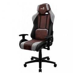 Геймерське крісло Aerocool Burgundy Red Baron