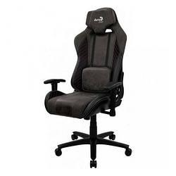 Геймерське крісло Aerocool Baron Iron Black