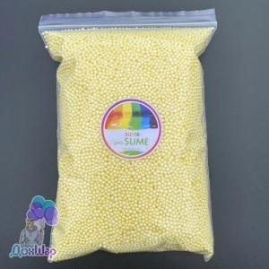 Пенопластовые шарики 250 мл Бисквитный Цвет