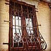 Решітки на вікна ковані АРТ РК №_ 68