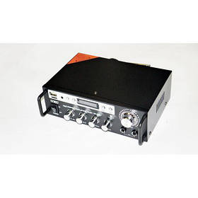 Підсилювач звуку UKC SN 555 BT з радіо і Bluetooth