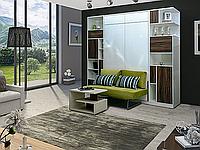 Шкаф-кровать-диван, фото 1