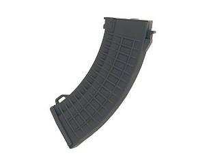 Магазин на 140 шаров АК-47/AKM (вафля) - BLACK [CYMA] (для страйкбола)