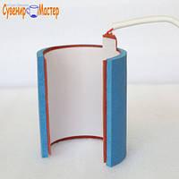 Термоэлемент для кружки 330-425 мл (7.5 - 9 см, разъем мама) BJ-04