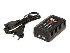 Компактное зарядное устройство B3+ 20W для аккумуляторов  Li-Po [IPower] (для страйкбола)