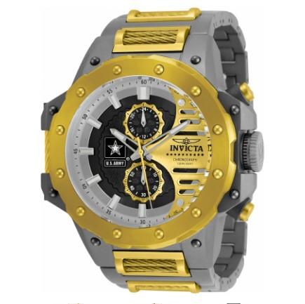 Мужские часы Invicta 32988 US Army Coalition Forces Titanium Case