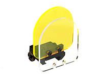 Защита оптики/коллиматора на шину Picatinny - Black [Castellan] (для страйкбола)