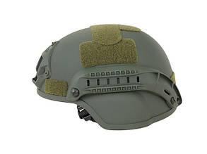 Ультралегкая реплика шлема Spec-Ops MICH - Olive [8FIELDS] (для страйкбола)