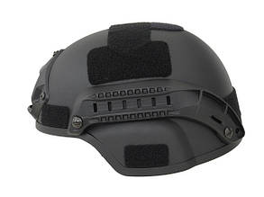 Ультралегкая реплика шлема Spec-Ops MICH - Black [8FIELDS] (для страйкбола)