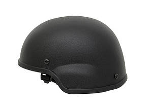 "Реплика шлема MICH 2000 версия ""light"" – BLACK [8FIELDS] (для страйкбола)"