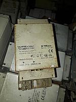 Дроссель Балласт Vossloh-Schwabe 250W МГЛ/Ртуть-металлогалоген ПРА балласт днат 250 ватт