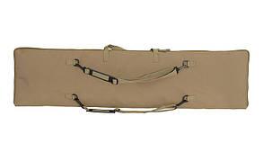 Сумка для переноса оружия 120 см – COYOTE [8FIELDS] (для страйкбола)