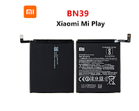 Акумулятор BN39 (Li-polymer 3.85V 3000mAh) для  Xiaomi Mi Play