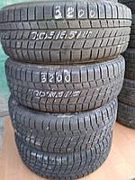 Зимние легковые шины б/у Pirelli 190 SnowSport 205 65 R15 зимові шини з Німеччини