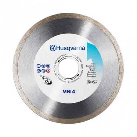 Диск алмазный Husqvarna VN 4 04/115 22.2 (керамогранит), фото 2