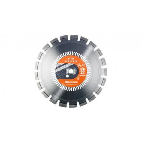 Диск алмазний Husqvarna S1485 16/400 1 (асфальт), фото 2