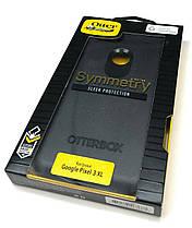 Черный чехол OTTERBOX Symmetry для Google Pixel 3