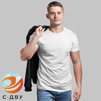 Футболка для сублимации двухслойная мужская от производителя Украина