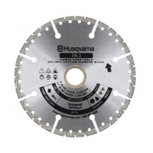 Диск алмазный Husqvarna FR-3 16/400, 1/20 (спасательный)