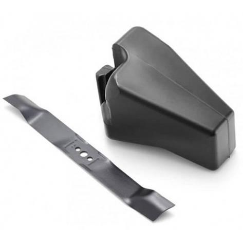 Комплект вставка для мульчирования и нож для Husqvarna LC551VBP Mulch Kit (5898175-01), фото 2