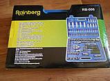 Набор инструментов Rainberg RB-006 108 предметов, фото 2