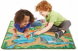 Игровой коврик с динозаврами Melissa&Doug (MD19427)