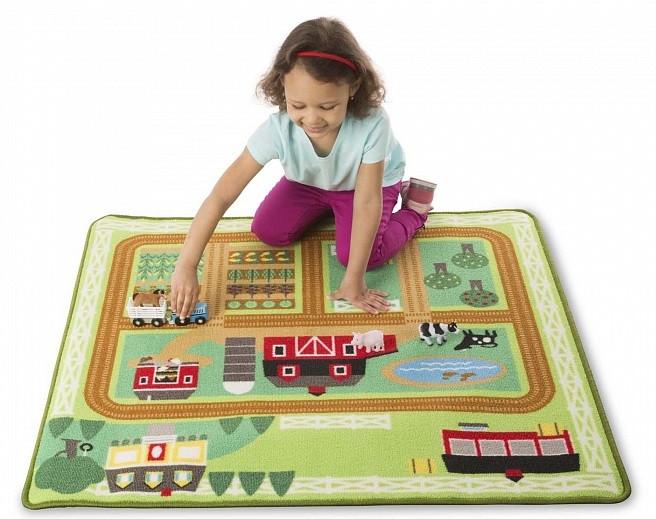 Игровой коврик с животными Ферма Melissa&Doug (MD19425)