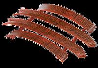 Фурнитура для наличников ПВХ с кабель-каналом «Идеал»