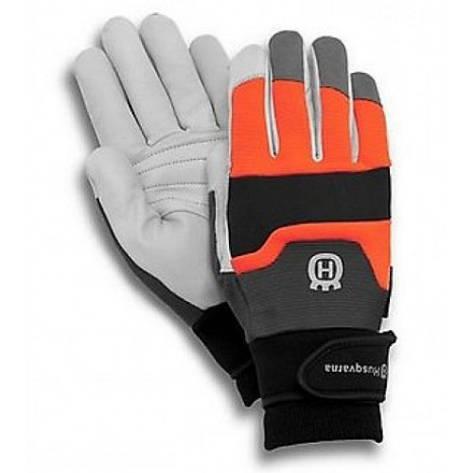 Перчатки Husqvarna Functional16 с защитой р.10 (5950039-10), фото 2