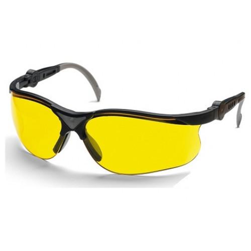 Очки защитные Husqvarna Yellow X (5449637-02)