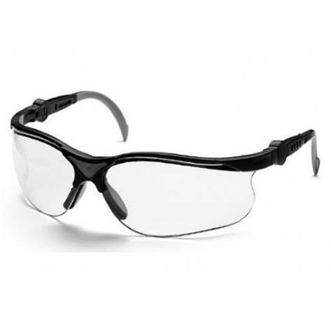 Очки защитные Husqvarna Clear Х, прозрачные (5449637-01), фото 2