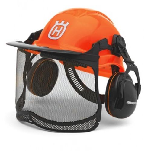 Защитный Шлем Husqvarna Functional С наушниками