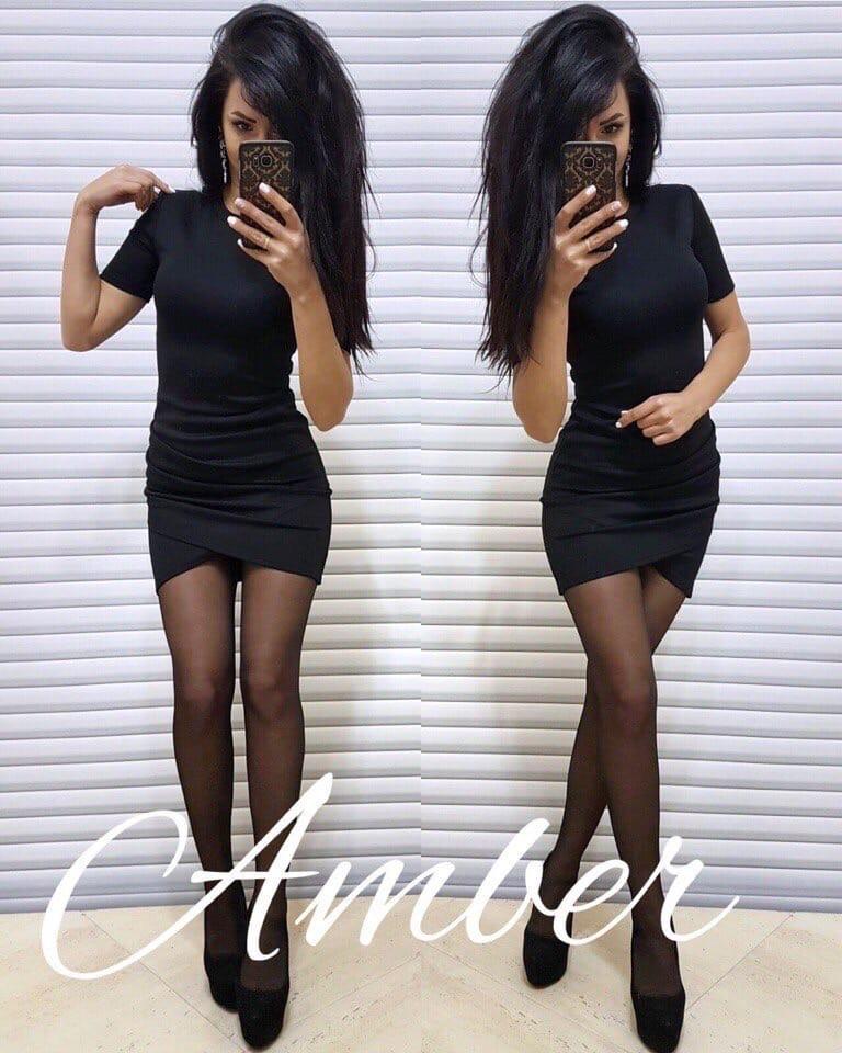 Женское облегающее платье
