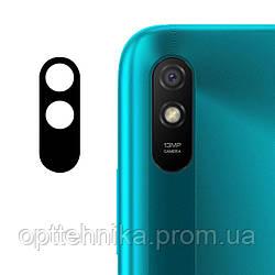 Гибкое защитное стекло 0.18mm на камеру (тех.пак) для Xiaomi Redmi 9A