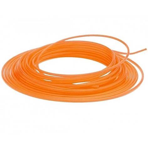 Леска для триммеров Husqvarna 2.4/210м Quadra Spool Orange, фото 2