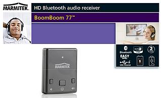 Аудиоприемник Bluetooth - Marmitek BoomBoom 77