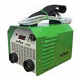 Сварочный инвертор АТОМ I-250D с байонетными штекерами без кабелей (вариант C), фото 2