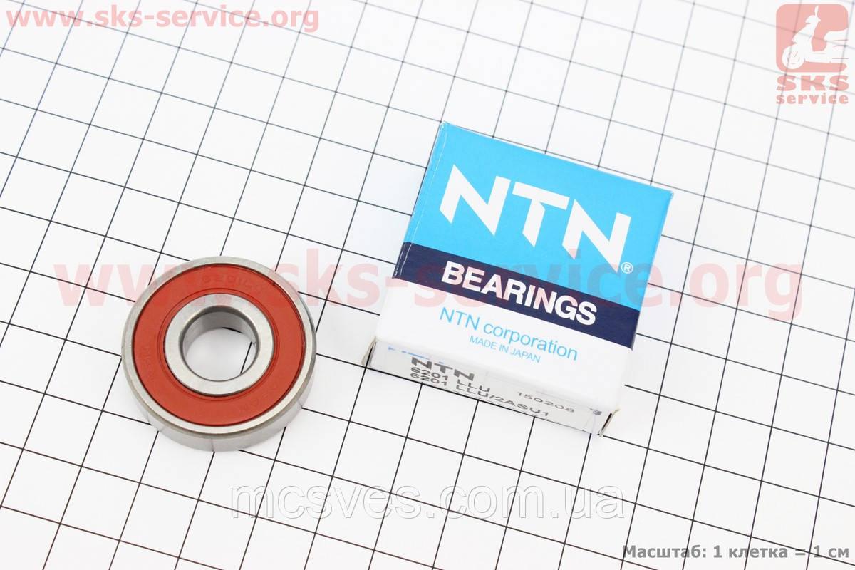 (NTN) Подшипник 6201-2RS (12x32x10) 1 / 1