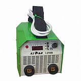 Сварочный инвертор АТОМ I-250D с комплектом сварочных кабелей КГ-25 (вариант X), фото 2