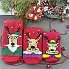 """Новогодние носки махровые для всей семьи """"FAMILY LOOK"""", фото 3"""