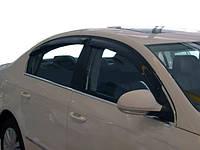 Volkswagen Passat B7 2012-2015 гг. Ветровики SD (4 шт, HIC)