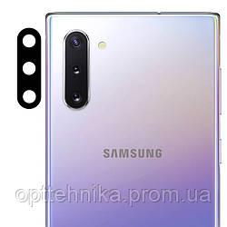 Гибкое ультратонкое стекло Epic на камеру для Samsung Galaxy Note 10 / Note 10 Plus