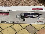 УШМ Craft Men AG232 2950 Вт, фото 7