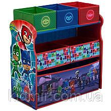 Ящик для іграшок Герої в масках PJ Masks Delta Children TB83411PJ
