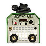 Сварочный инвертор АТОМ I-250X без сварочных кабелей и штекеров (вариант E), фото 2