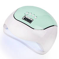Лампа для маникюра Sun BQ-V5 Green, 120 Вт