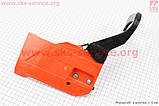(Китай) Ручка тормоза в сборе 4500/5200 - косая, Тип №4 1 / 2, фото 2
