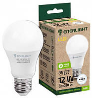 LED лампа светодиодная ENERLIGHT A60 12W 4100K E27 (A60E2712SMDNFR)