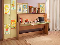 Стол-кровать трансформер в детскую